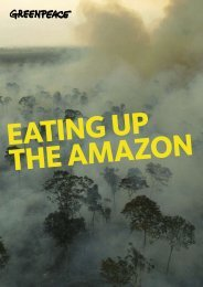 EATING UP THE AMAZON 1