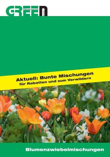 Bunte Mischungen für Rabatten und zum Verwildern (PDF)