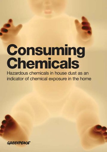 Consuming Chemicals - Greenpeace UK