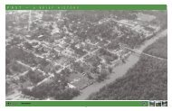 Past - A Brief History - City of Greenville