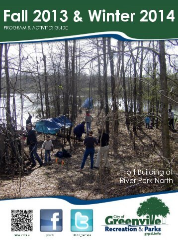 Current Brochure - City of Greenville