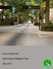View Multi-Hazard Mitigation Plan - City of Greenville