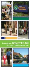 Downtown Greenville, SC - City of Greenville
