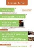 KOF 2012 Programm - Krummhörn-Greetsiel - Seite 6
