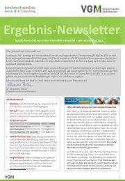 Ergebnis Newsletter 2011 zum Downloaden - Krummhörn-Greetsiel