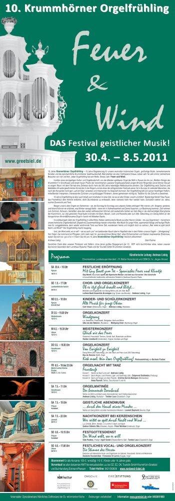 30.4. – 8.5.2011 - Greetsiel