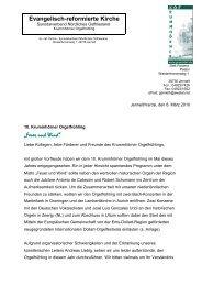 Evangelisch-reformierte Kirchengemeinde Jennelt - Greetsiel