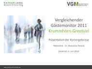 Auswertungsergebnisse 2011 zum Downloaden - Krummhörn ...
