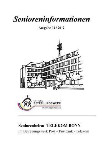2 / 2012 - Telekom-Senioren-Bonn