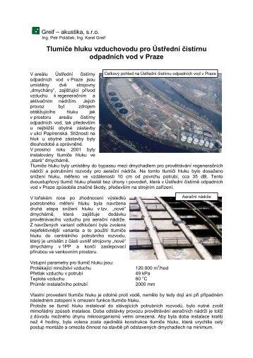 Tlumič hluku pro ČOV Troja.pdf - Greif-akustika sro