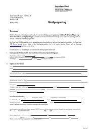 Antragsformular (pdf) - Bayern Kapital