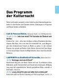 Kulturnacht - Hansestadt Greifswald - Seite 5