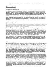 Erläuterungsbericht - Hansestadt Greifswald
