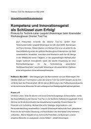 GTT_PA Weiermayer_090527 - Greiner Extrusions Technik