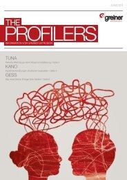 the profilers 06-2011 - Greiner Extrusions Technik
