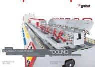 Tooling Folder - Greiner Extrusions Technik