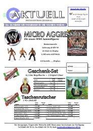 Die neuen WWE Sammelfiguren - Pressevertrieb Greiser KG