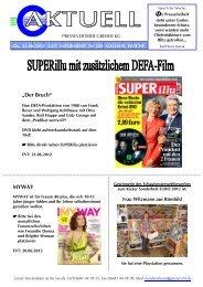 """""""Der Bruch"""" MYWAY - Pressevertrieb Greiser KG"""