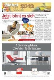 2 Einrichtungshäuser: 1.000 Ideen für Ihr Zuhause. - GRENZECHO.net