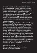 Programm des FESTIWALLA 2012 zum Download - Grenzen-Los! - Page 3