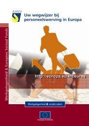 Uw wegwijzer bij personeelswerving in Europa - Grenzpendler NRW