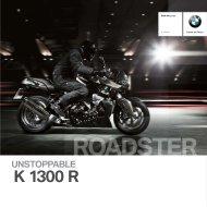 K 1300 R - BMW Motorradzentrum Kaiserslautern
