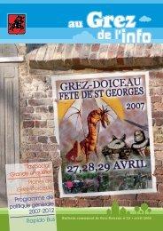 Avril 2007 - Grez-Doiceau
