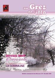 Decembre 2009 - Grez-Doiceau