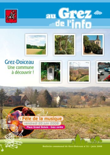 Juin 2008 - Grez-Doiceau