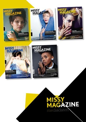 FIVA, MUSIKERIN, AUTORIN UND ... - Missy Magazine