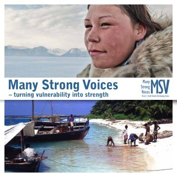 Turning Vulnerability into Strength - Many Strong Voices