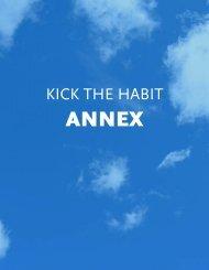 kick the habit annex - GRID-Arendal