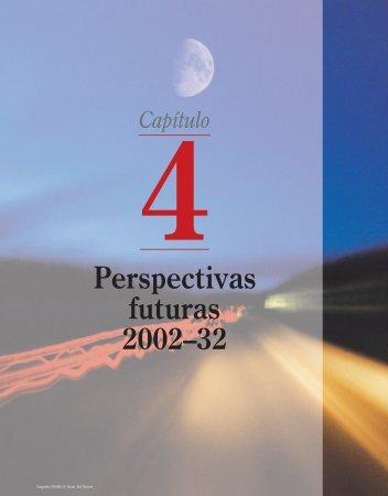 Perspectivas futuras 2002–32