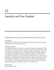 Australia and New Zealand