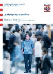 Leitfaden für Schöffen (PDF) - Stadt Griesheim