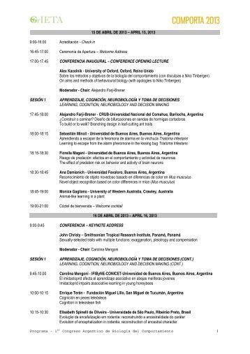 15 DE ABRIL DE 2013 – APRIL 15, 2013 ... - GrIETA