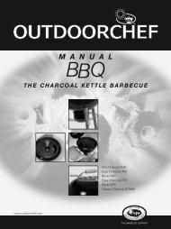 Bedienungsanleitung - outdoorchef grill shop wohnkultur