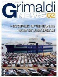 NEWS 62 - Grimaldi Group
