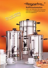 Kaffeeautomaten - Grimm-Gastrobedarf