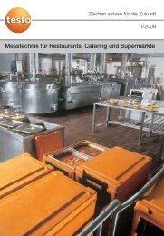 Messtechnik für Restaurants, Catering und Supermärkte - Grimm ...