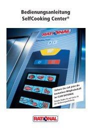Bedienungsanleitung SelfCooking Center® - Grimm-Gastrobedarf