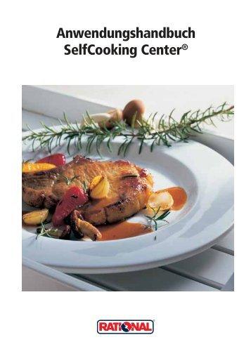 Anwendungshandbuch SelfCooking Center® - Grimm-Gastrobedarf