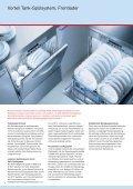 Gewerbegeschirrspüler Glanzleistungen für die Gastronomie - Seite 4