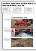 La fresadora de lomos de la serie GF - Page 2
