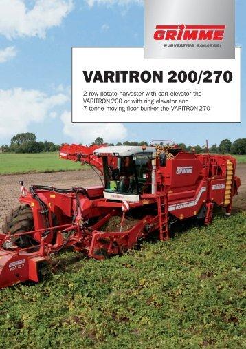 VARITRON 200/270