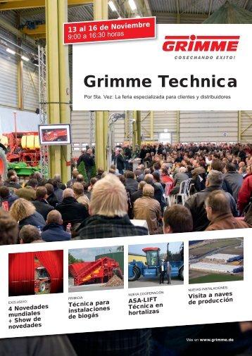 Grimme Technica