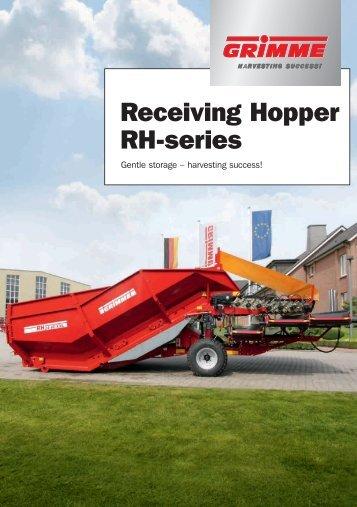 Receiving Hopper RH-series