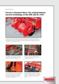 Windrower GVR and RL 1700 - Page 5