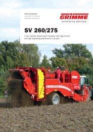 SV 260/275