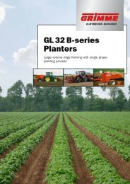 GL 32 B-series Planters